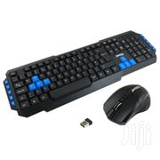 Jedel WS880 Wireless Keyboard and Mouse Combo - Black | Computer Accessories  for sale in Greater Accra, Korle Gonno