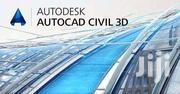 Autodesk Autocad Civil 3D V2019 | Computer Software for sale in Greater Accra, Roman Ridge