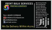 PRINT & COPY | Automotive Services for sale in Greater Accra, Roman Ridge