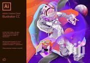 Adobe Illustrator CC 2018 V22.1.0 | Computer Software for sale in Central Region