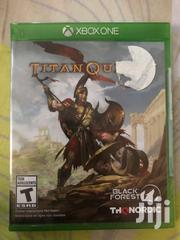 Xbox One X Titan Quest Game | Video Game Consoles for sale in Greater Accra, Adenta Municipal