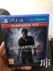 Uncharted 4 A Thiefs End Ps4 Sealed | Video Game Consoles for sale in Central Region