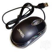 JEDEL NORMAL OPTICAL MOUSE 220 | Laptops & Computers for sale in Greater Accra, Achimota