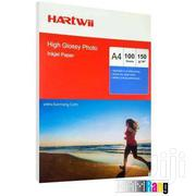HARTWII 100 SHEETS A4 150 GSM MATTE PHOTO INKJET PAPER | Stationery for sale in Greater Accra, Achimota