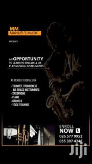 Learn A Musical Instrument. | Classes & Courses for sale in Greater Accra, Adenta Municipal