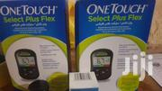 ONE TOUCH SELECT + FLEX GLUCOMETER WITH STRIPS | Makeup for sale in Greater Accra, Dansoman