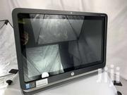 HP Omni AIO PC AMD E1 @3.3ghz 4GB 500HD 20 INCH Windows 10   Laptops & Computers for sale in Greater Accra, Dansoman