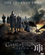 Game Of Thrones Complete Season 8   CDs & DVDs for sale in Greater Accra, Kwashieman