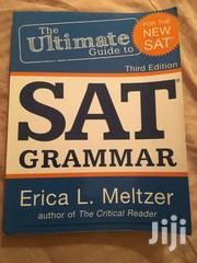 SAT GRAMMAR BY ERICA L. MELTZER   CDs & DVDs for sale in Greater Accra, Dzorwulu