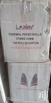 57 X 38 Mm Thermal Paper Roll. | Stationery for sale in Greater Accra, Accra Metropolitan