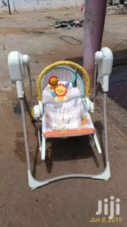 Musical Baby Swing From UK | Children's Gear & Safety for sale in Greater Accra, Kokomlemle